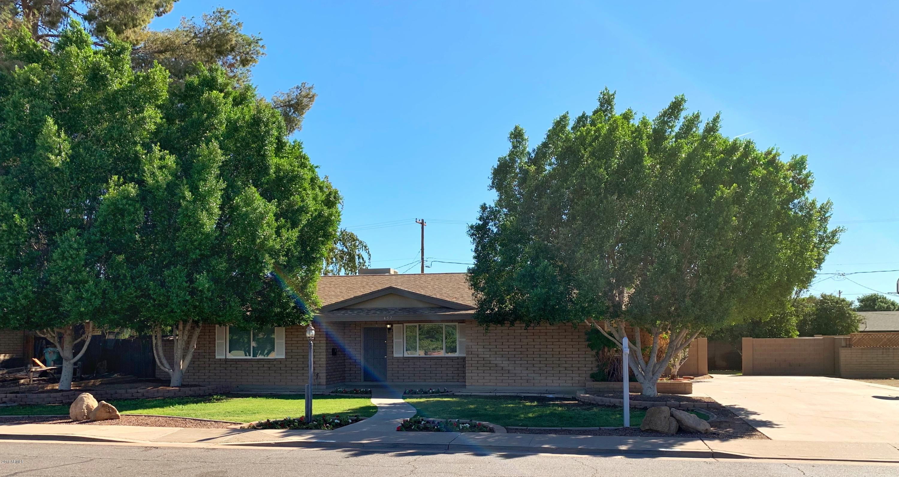 Photo of 457 E FAIRFIELD Street, Mesa, AZ 85203