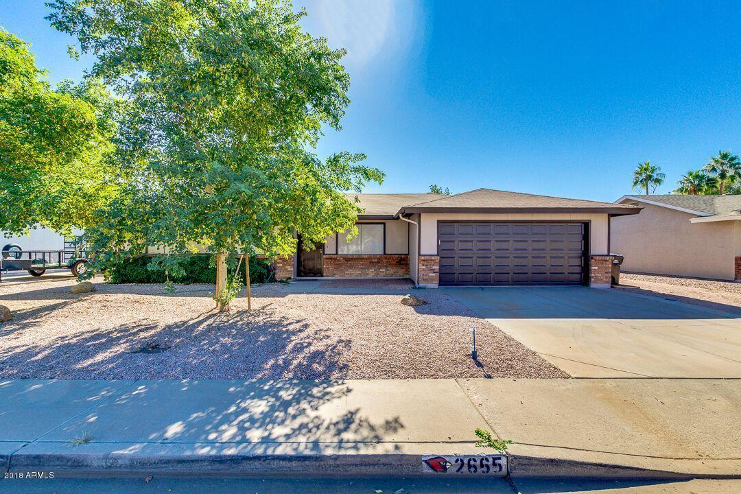 Photo of 2665 E IRWIN Avenue, Mesa, AZ 85204