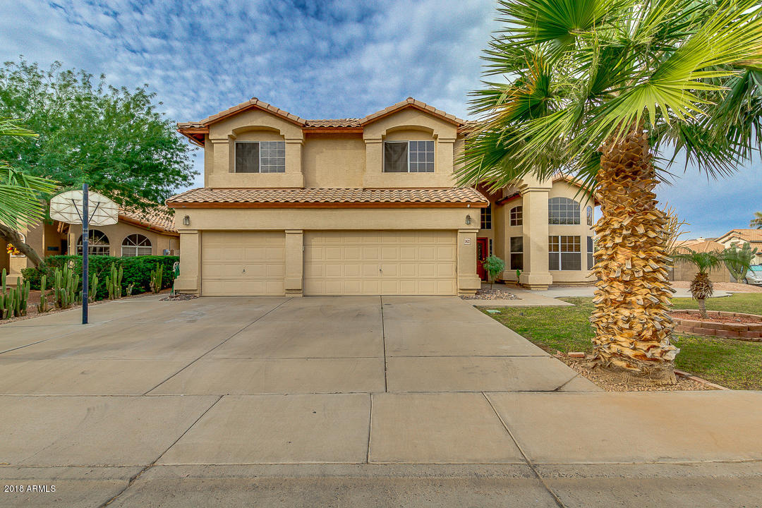 Photo of 2422 S COLLEEN Circle, Mesa, AZ 85210