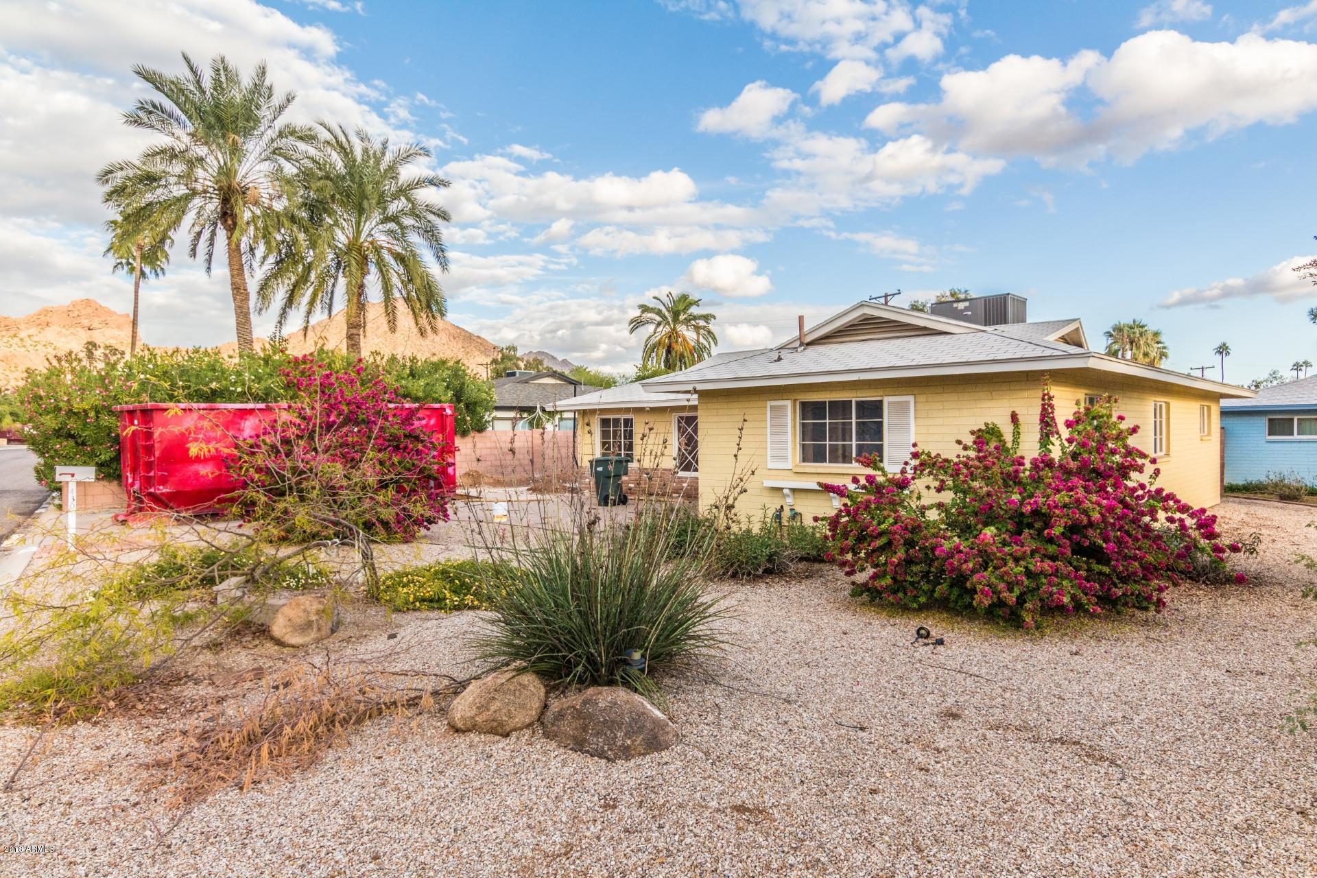 Photo of 4301 E CALLE FELIZ Avenue, Phoenix, AZ 85018