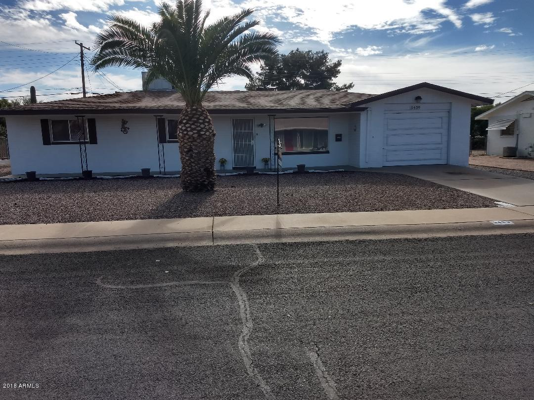 Photo of 5439 E BALTIMORE Street, Mesa, AZ 85205