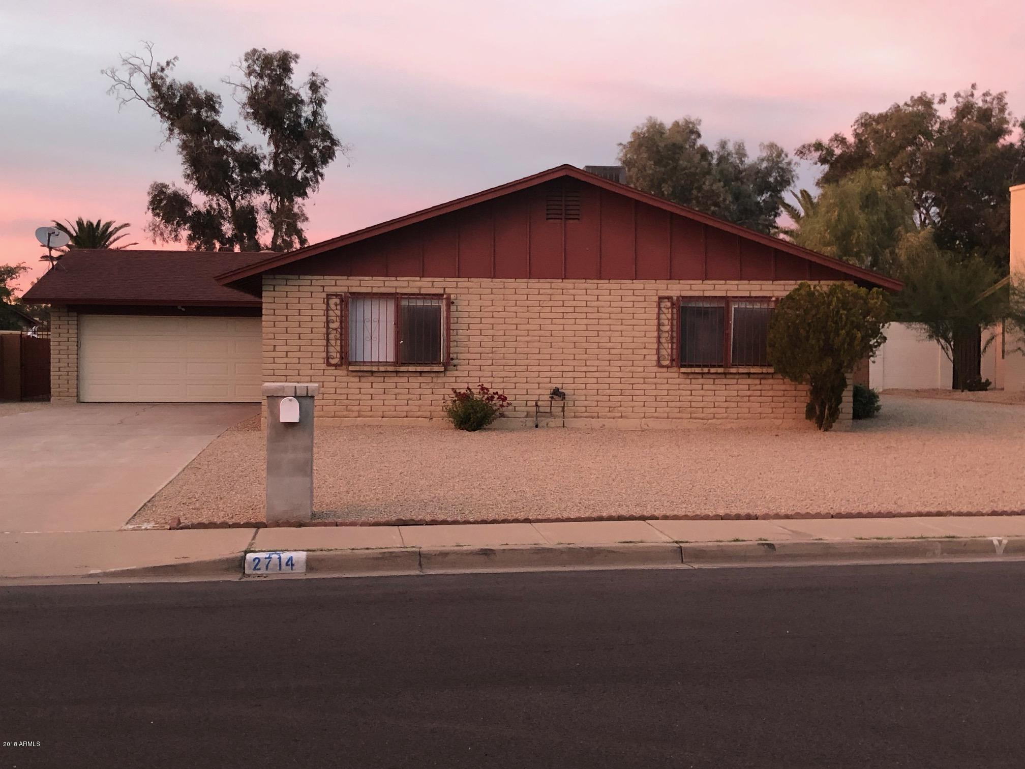 Photo of 2714 W ACOMA Drive, Phoenix, AZ 85053