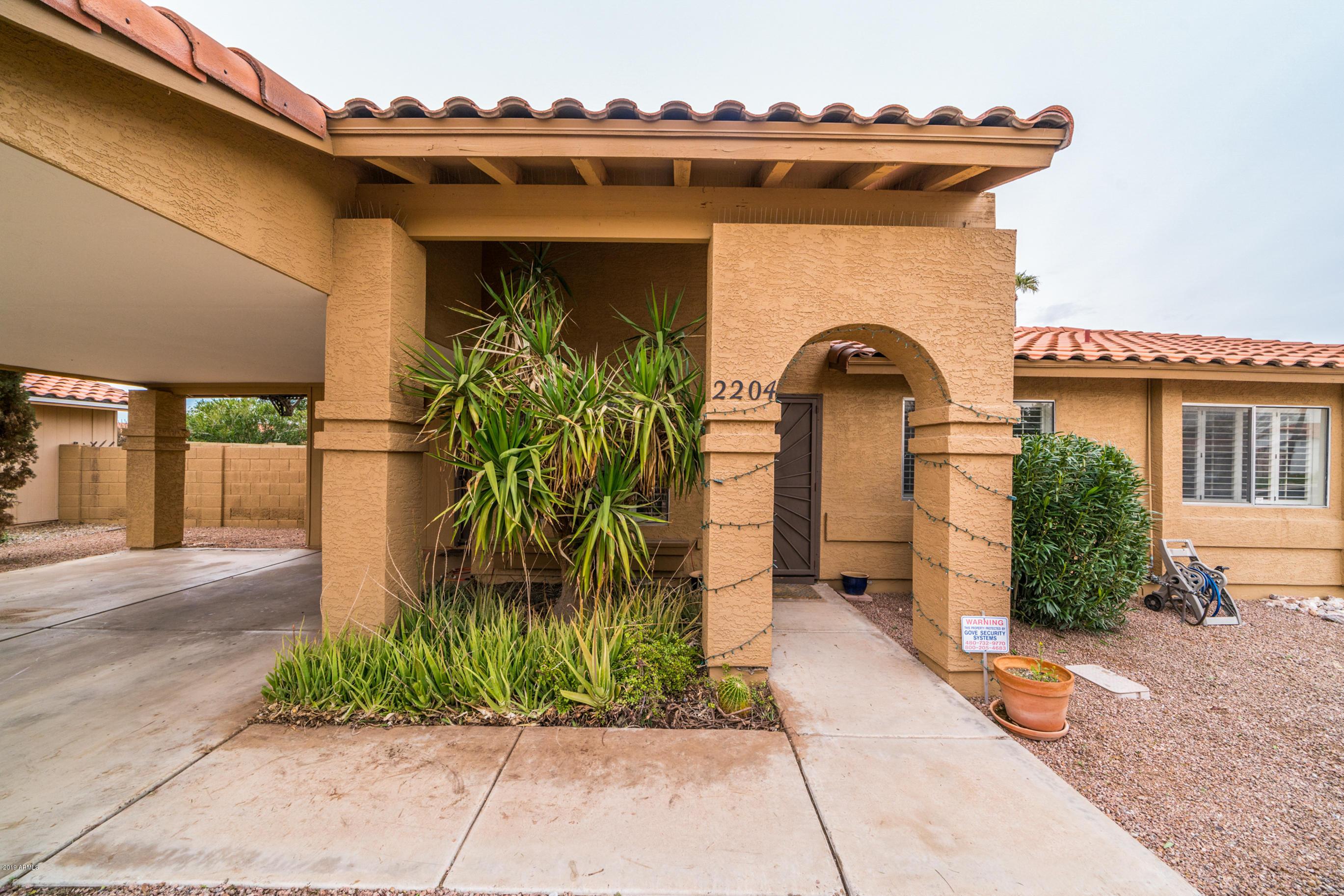 Photo of 2204 W MANOR Street, Chandler, AZ 85224