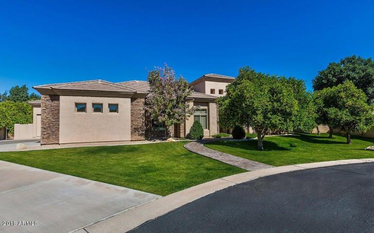 Photo of 3950 E MCLELLAN Road #9, Mesa, AZ 85205