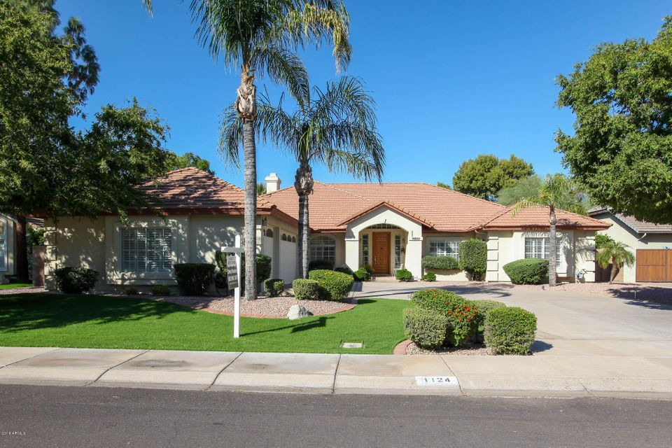Photo of 1124 W LAS PALMARITAS Drive, Phoenix, AZ 85021